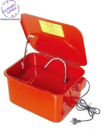 fontaine de nettoyage lavage 13 5l 3 5 gal pour pieces mecaniques. Black Bedroom Furniture Sets. Home Design Ideas