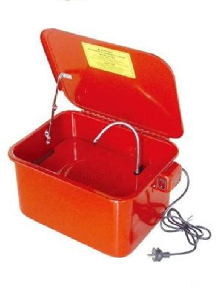 fontaine de nettoyage lavage 13,5l - 3,5 gal pour pièces mécaniques