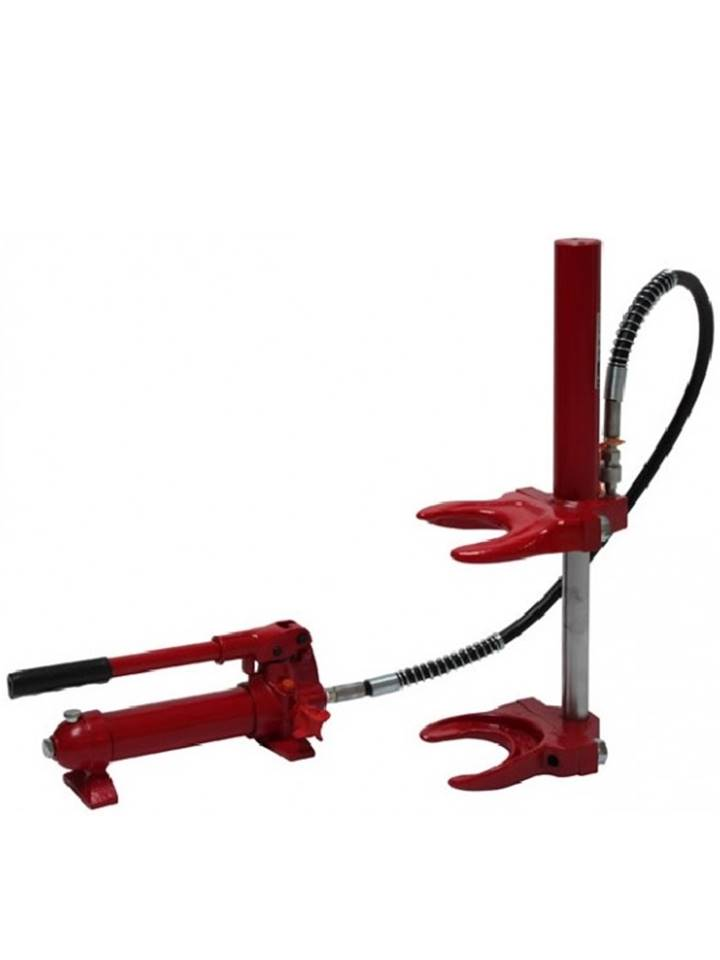 compresseur hydraulique portable pour ressort d'amortisseur 1t 260 mm