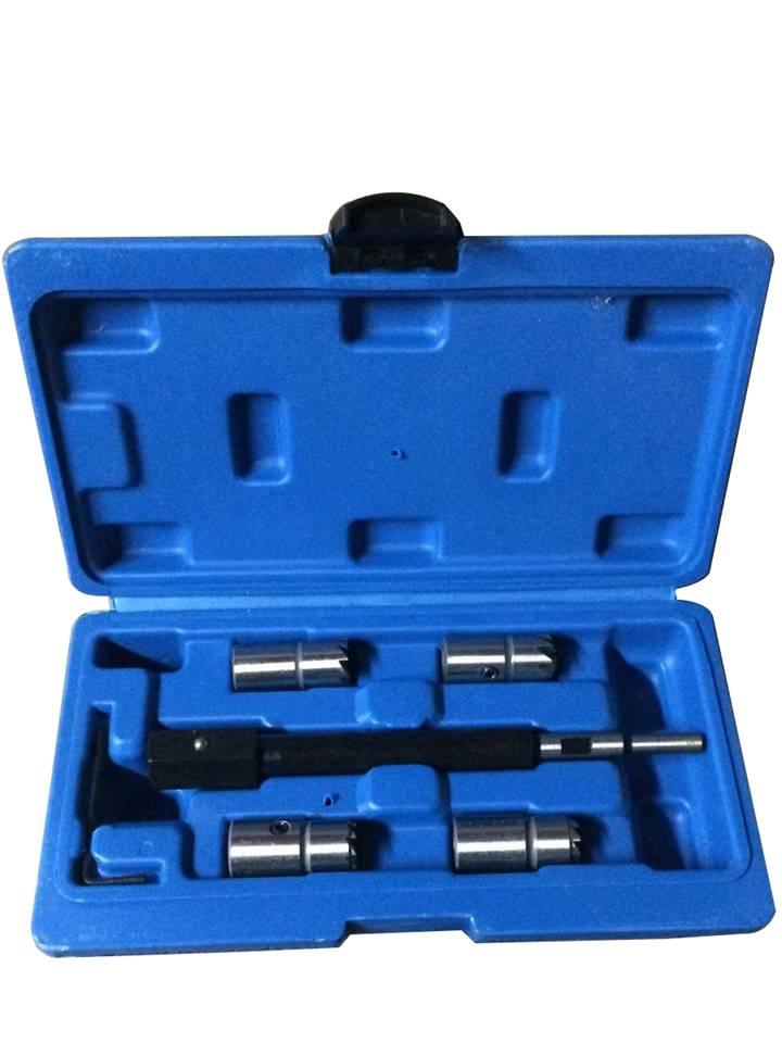 coffret nettoyage siège puits d'injecteur moteur diesel 5pcs