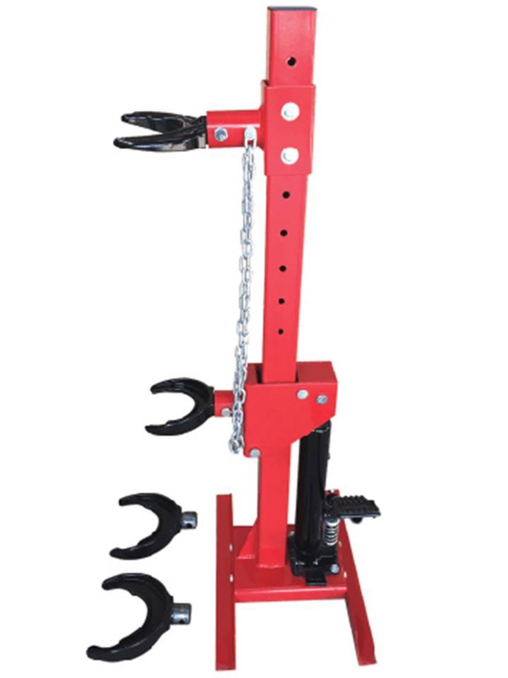 compresseur hydraulique pour ressort d'amortisseur 1t 130-175 mm