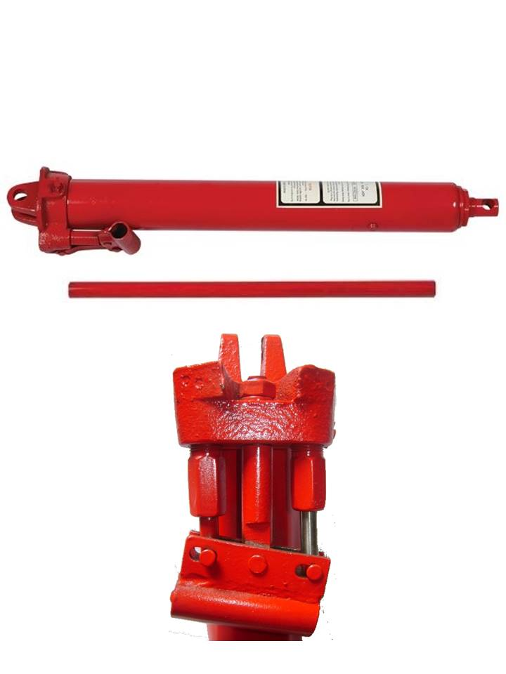 verin hydraulique 8 tonnes double pompe