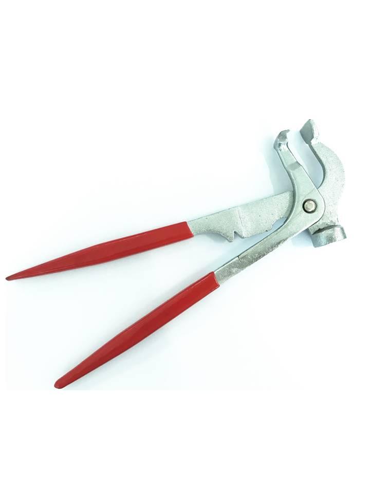 pince marteau pour plombs masses d'equilibrage de roue