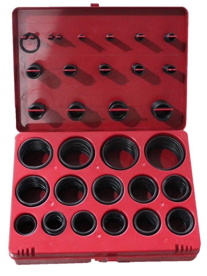 coffret assortiment 400 joints toriques 3-48 mm