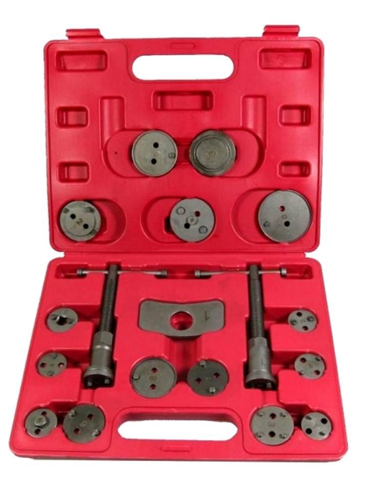 coffret repousse piston etrier de freins universel 18 pièces